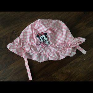 Disney Girls Baby Sun Hat SPF 50+ New 18-24 Months